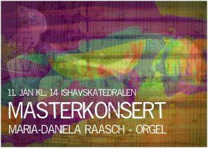Masterkonsert 11.01.2015